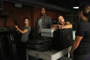 """Agents of SHIELD - """"Making Friends and Influencing People"""""""