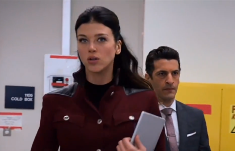 """Agents of ShIELD - """"A Hen in the Wolf House"""""""